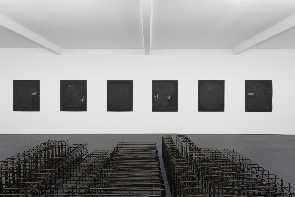 Copies and Columns installation view 1