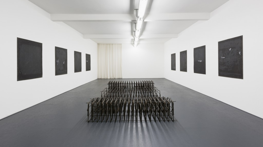 Copies and Columns installation view 2