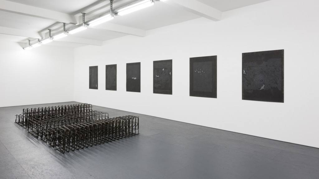 Copies and Columns installation view 3
